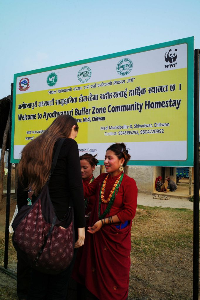 Community Welcome to the Homestay