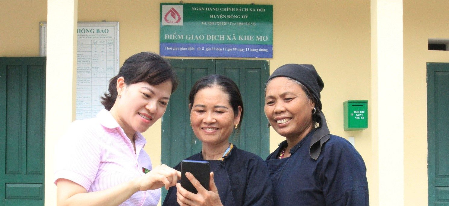 Mobile banking for the poor in Vietnam