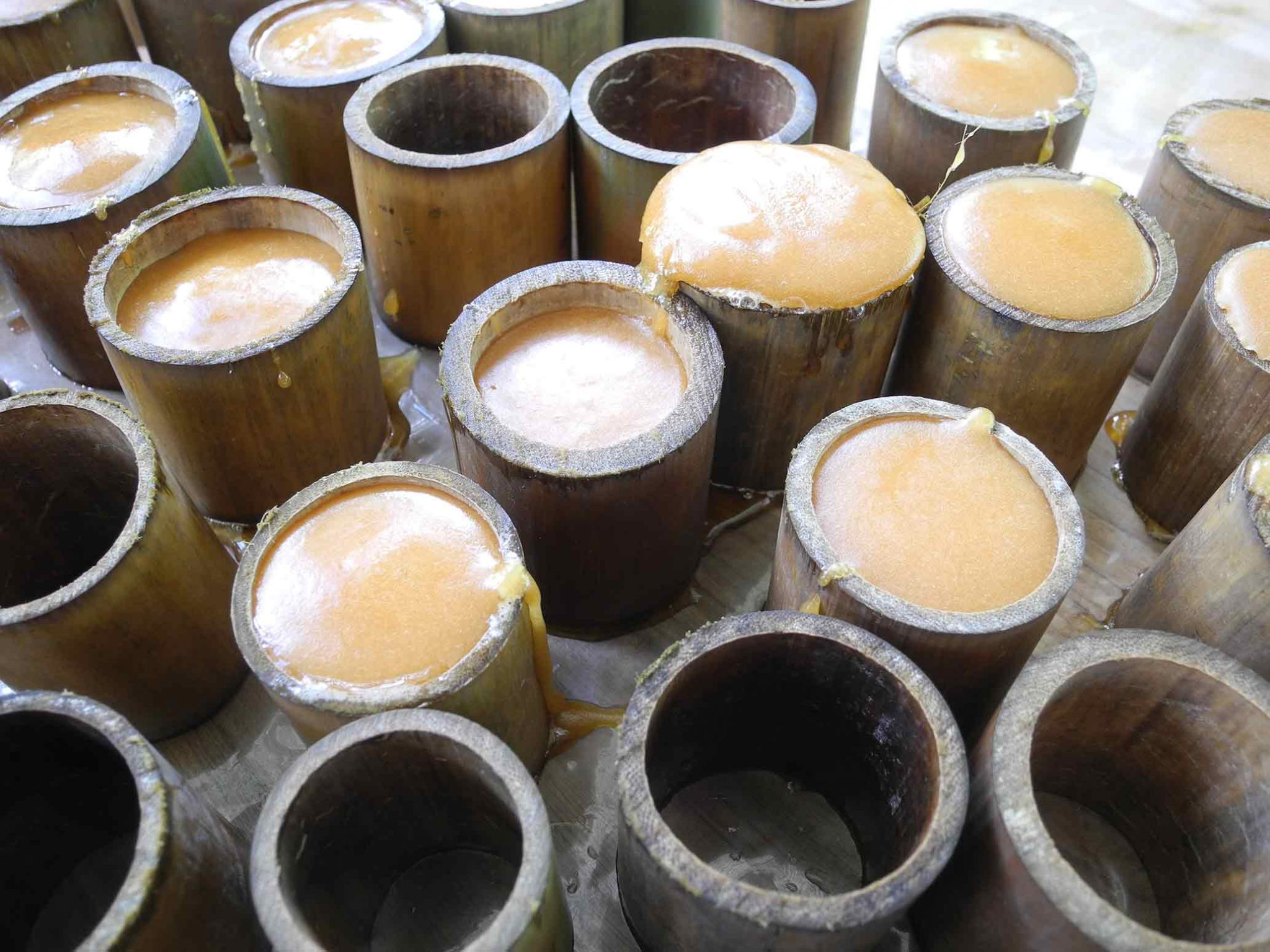 Indonesia coconut sugar supply chain enterprise