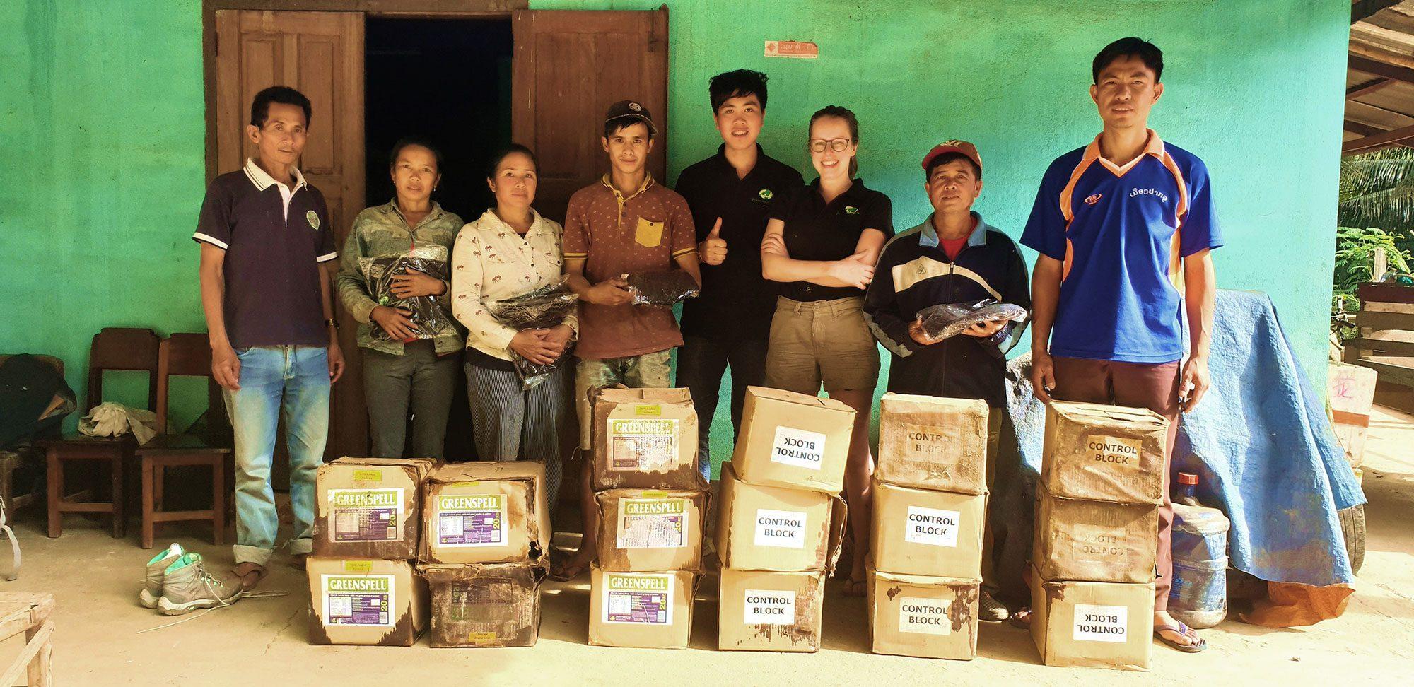 Enhancing livelihoods of smallholder farmers in Laos