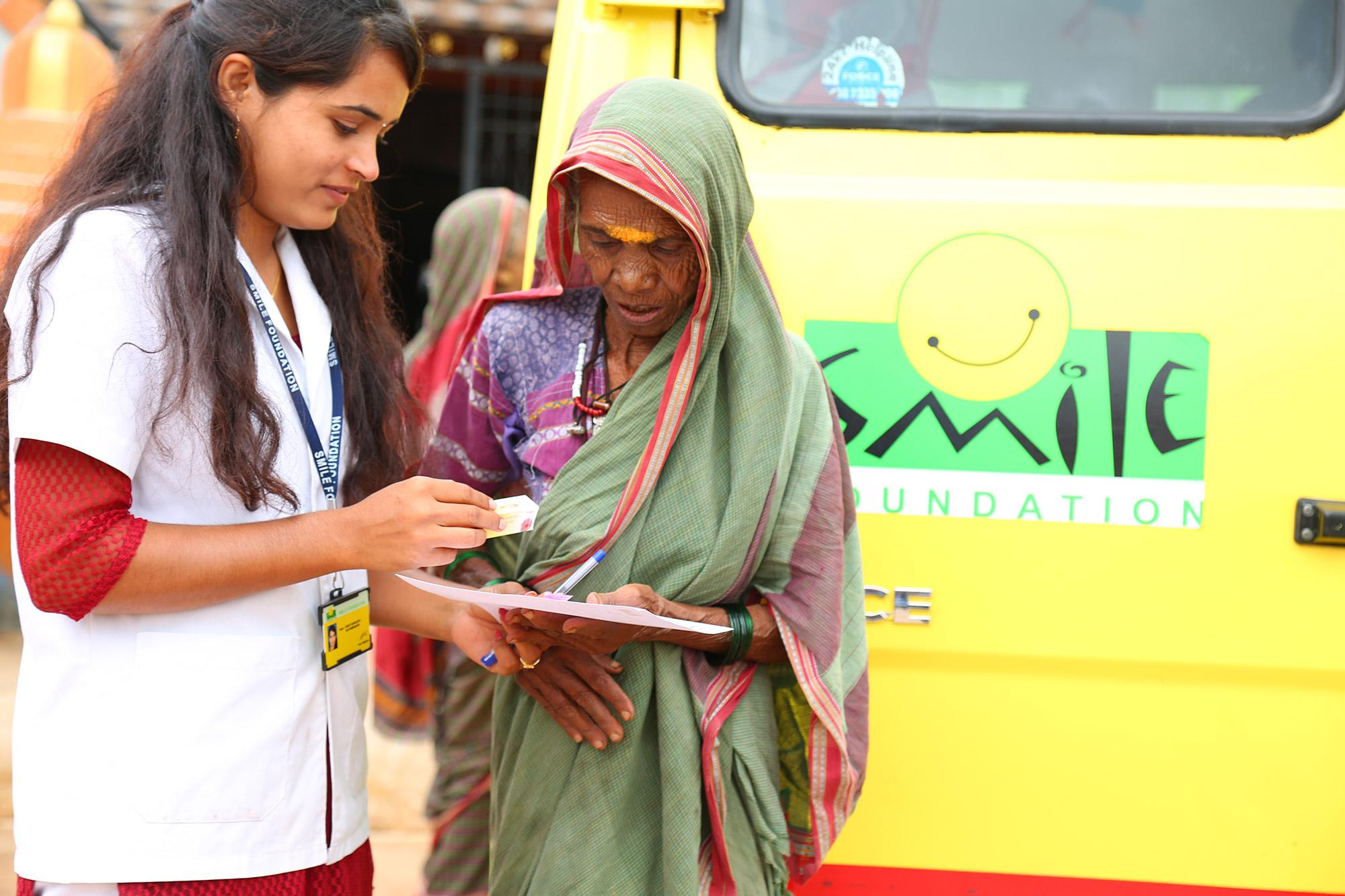 Improving health outcomes for under-served communities in rural Rajasthan