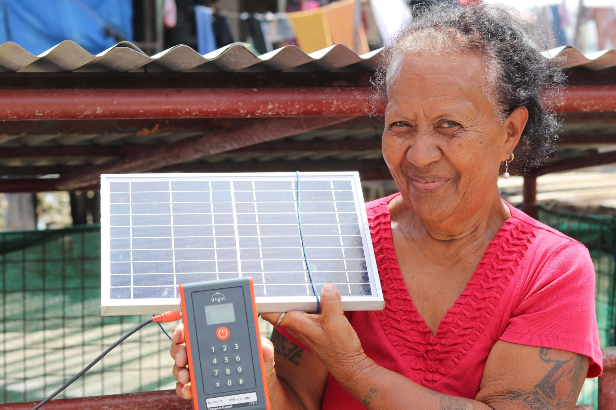 Affordable solar solutions in Papua New Guinea