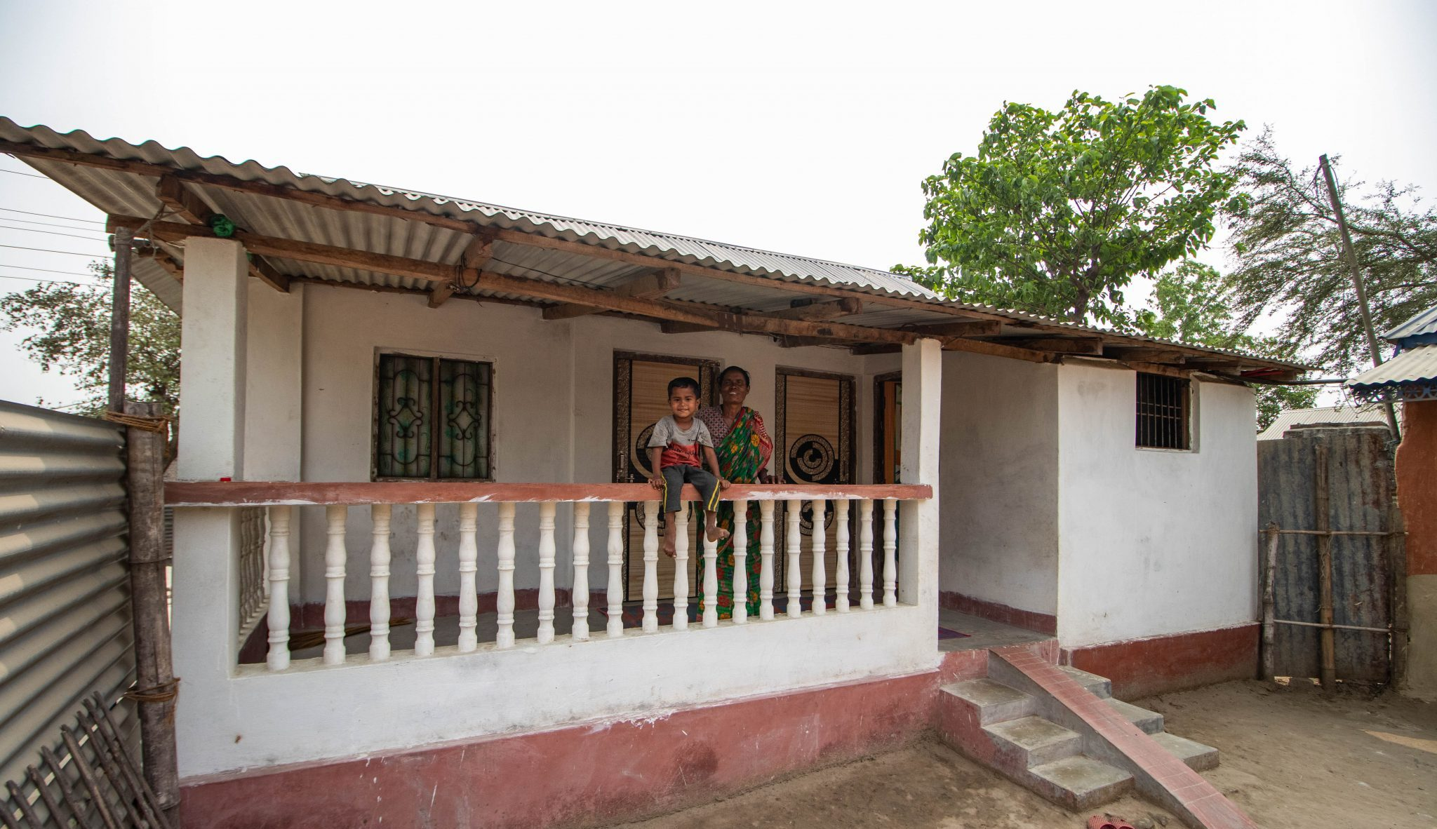 Housing microfinance for women in Nepal