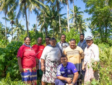 Creating new products to improve lives in Samoa