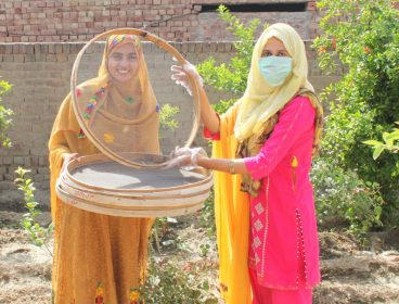 Improving the inclusivity, and sustainability of value chains in Pakistan