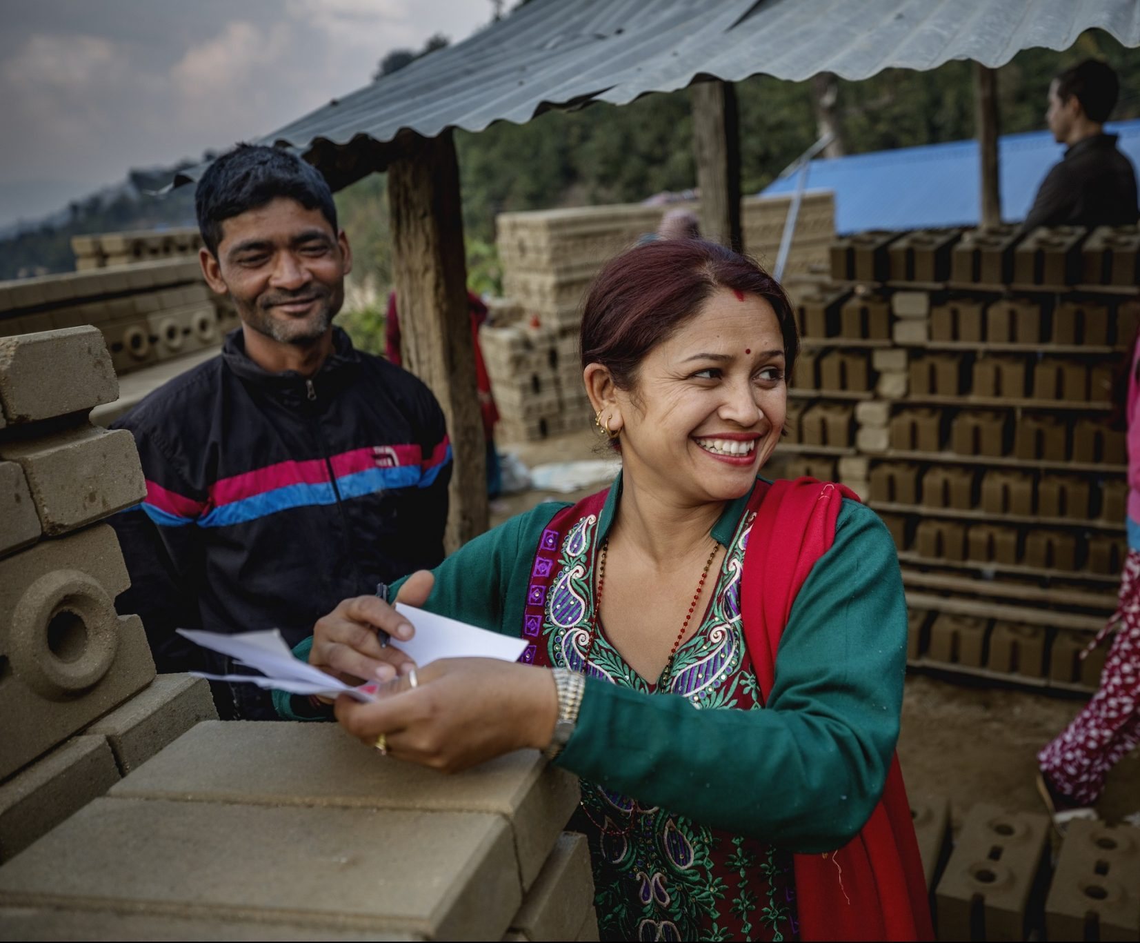 Build Up Nepal: scaling the production of affordable, safe and eco-friendly bricks